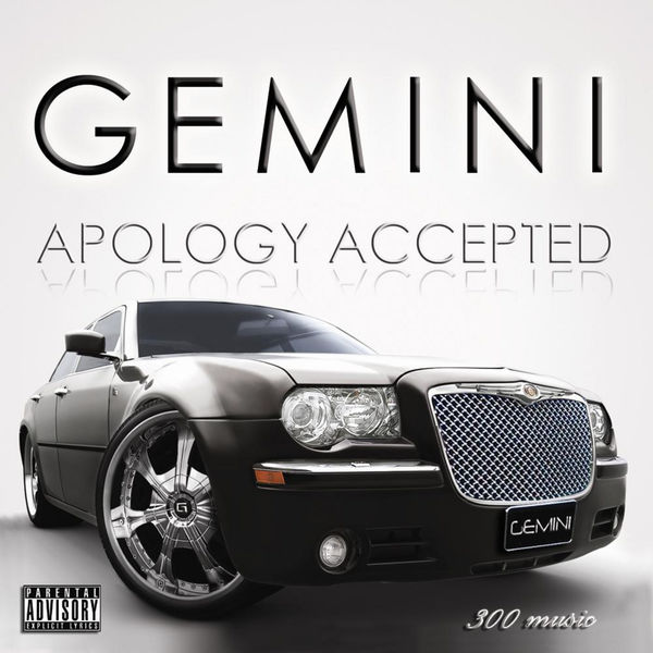 Gemini - Apology Accepted
