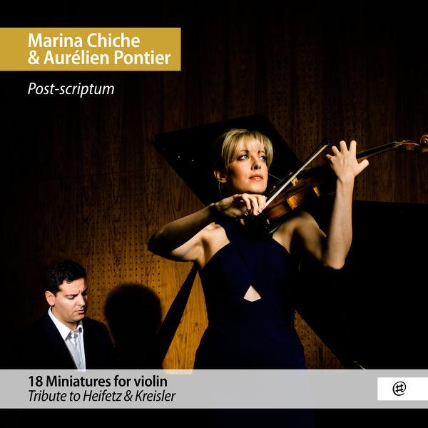 Marina Chiche Post-scriptum