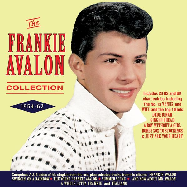 Frankie Avalon - Collection 1954-62
