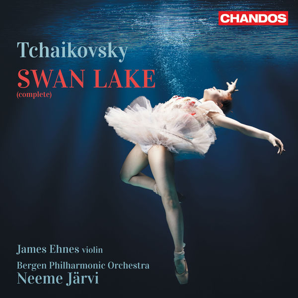 Neeme Järvi|Tchaikovsky: Swan Lake