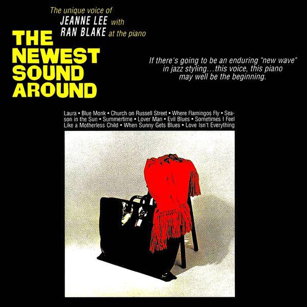 Jeanne Lee - The Newest Sound Around!