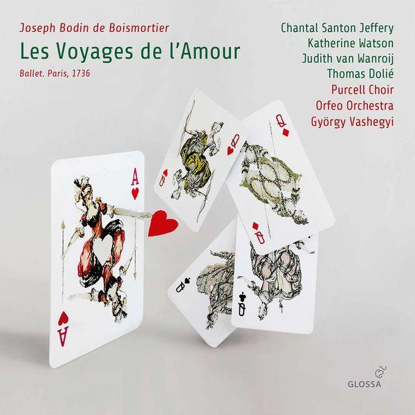 Orfeo Orchestra - Boismortier: Les voyages de l'Amour, Op. 60