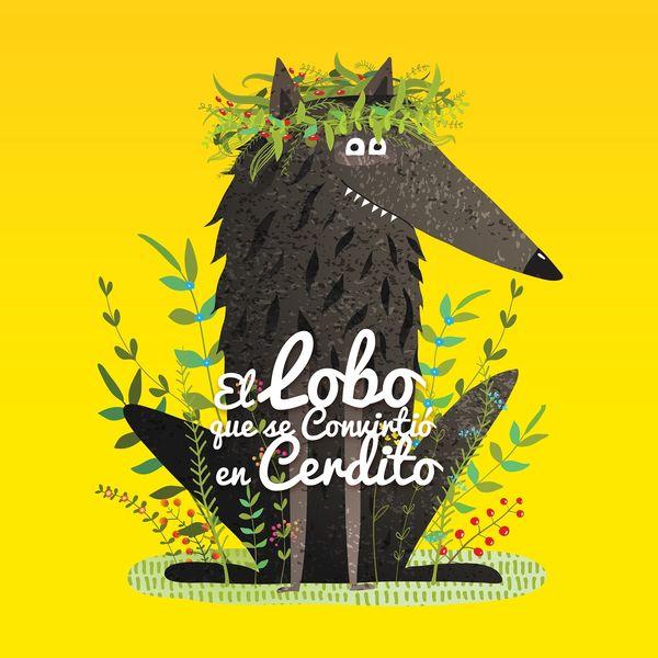 The Harmony Group - El Lobo Que Se Convirtió En Cerdito