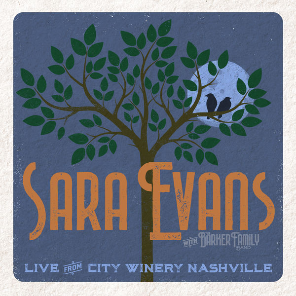 Sara Evans - Tennessee Whiskey (Live from City Winery Nashville)