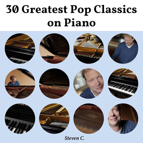 C. Steven - 30 Greatest Pop Classics on Piano