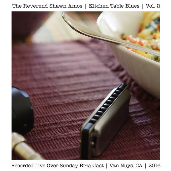 The Reverend Shawn Amos - Kitchen Table Blues, Vol. 2