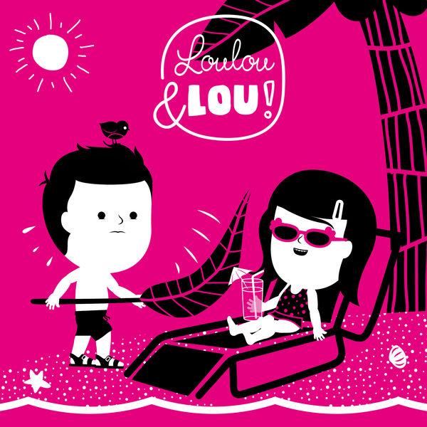 Chansons pour enfants Loulou et Lou - Tête Épaules Gnoux Pieds