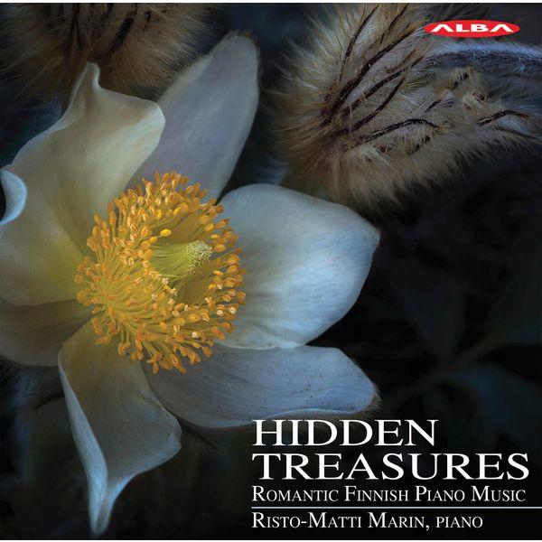 Risto-Matti Marin - Hidden Treasures: Romantic Finnish Piano Music