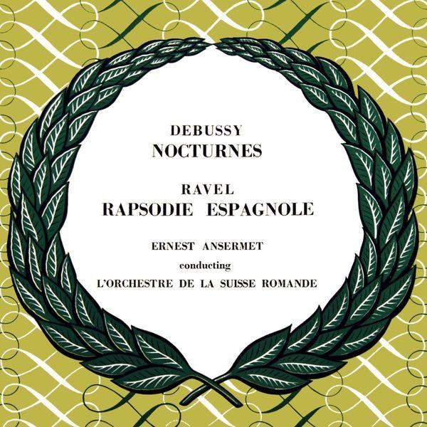 Rapsodie espagnole par myra hess – télécharger et écouter l'album.