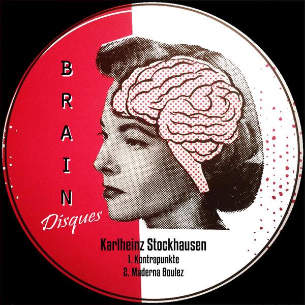 Karlheinz Stockhausen - Kontrapunkte / Maderna Boulez