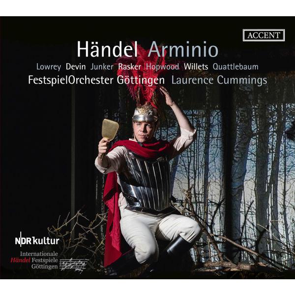 FestspielOrchester Göttingen - Handel: Arminio, HWV 36