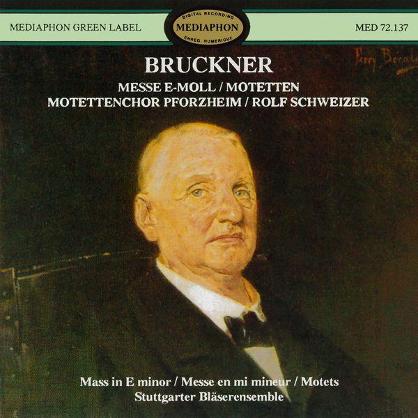 Motettenchor Pforzheim - Bruckner: Mass No. 2 in E Minor and Motets