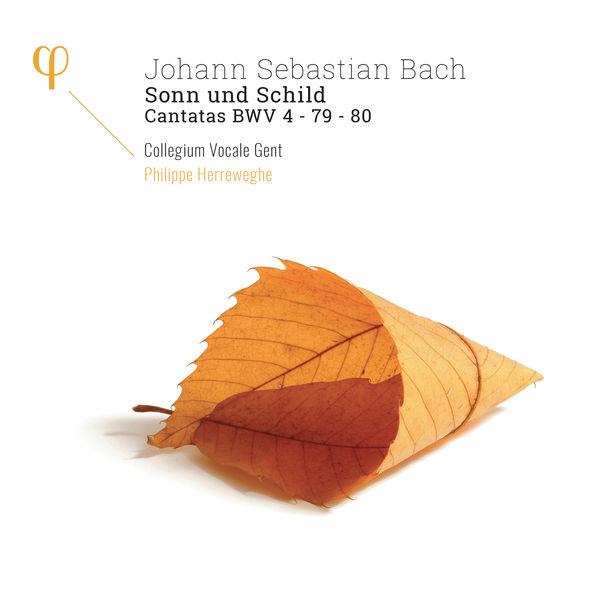 Philippe Herreweghe - Bach : Sonn und Schild. Cantatas BWV 4, 79, 80