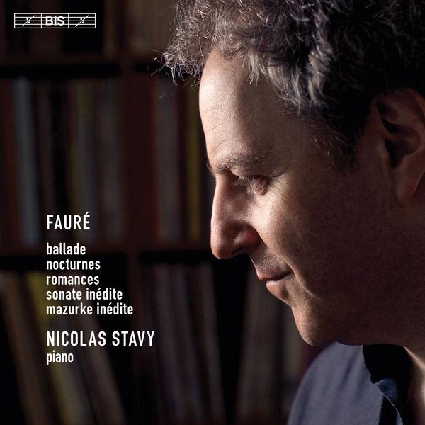 Nicolas Stavy - Fauré : Piano Works