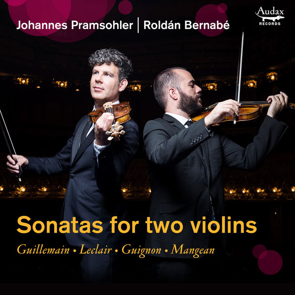 Johannes Pramsohler - Sonatas for two violins