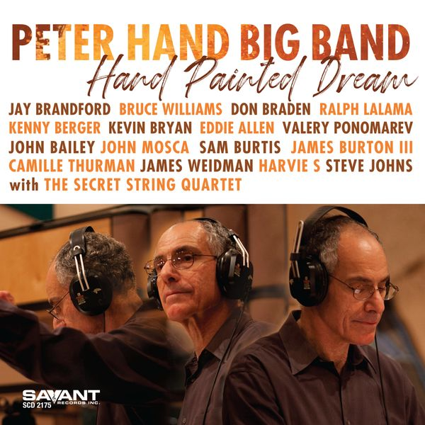 Peter Hand Big Band - Hand Painted Dream