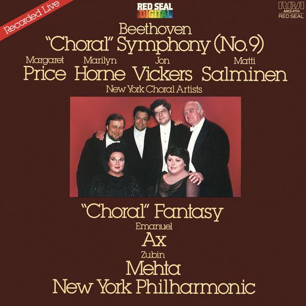 "Zubin Mehta - Beethoven: Symphony No. 9 Op. 125 ""Choral"" & Choral Fantasy Conclusion"