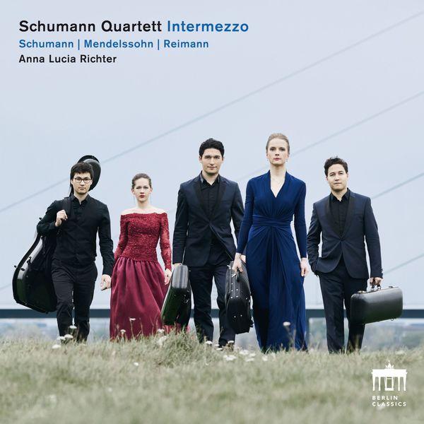 Schumann Quartett & Anna Lucia Richter - Intermezzo