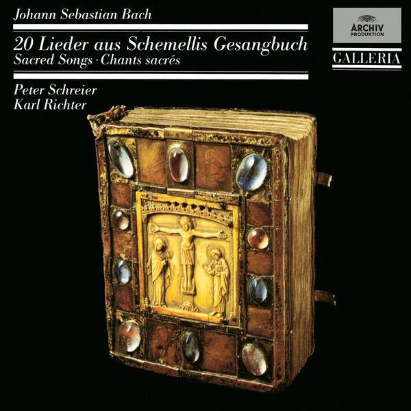 Peter Schreier - 20 Sacred Songs From Schemelli's Songbook