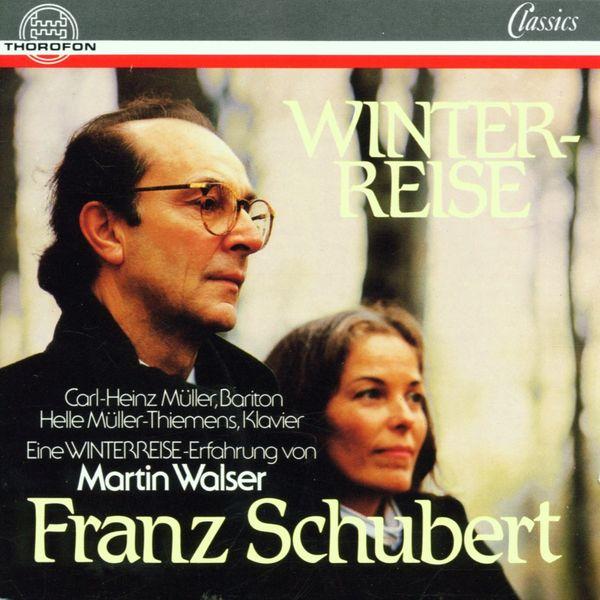 Carl-Heinz Müller - Franz Schubert: Winterreise, op. 89