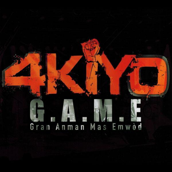 Akiyo - 40 ans / G.A.M.E (Gran anman mas emwod)