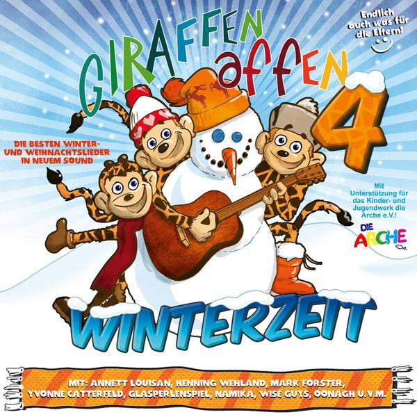 Giraffenaffen - Giraffenaffen 4 - Winterzeit
