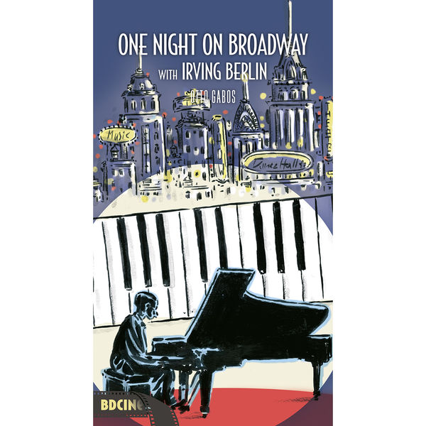 Various Artists - BD Music Presents Irving Berlin's Music: One Night on Broadway