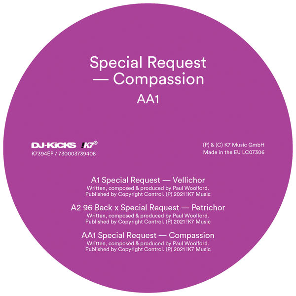 Special Request - Compassion