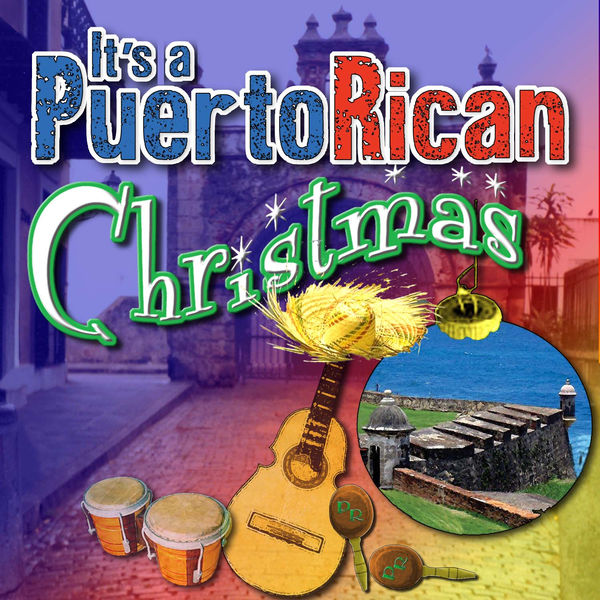 Various Artists - It's a Puerto Rican Christmas