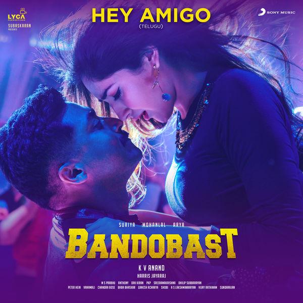 "Harris Jayaraj - Hey Amigo (From ""Bandobast Telugu"")"