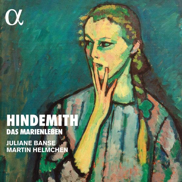 Juliane Banse - Hindemith: Das Marienleben, Op. 27