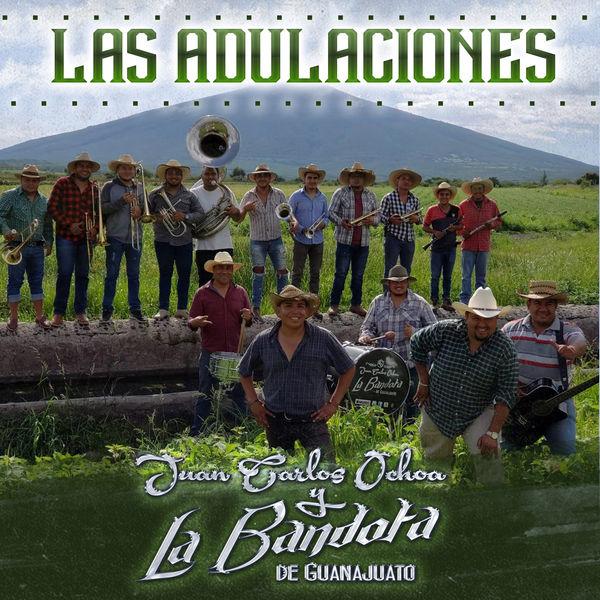 Juan Carlos Ochoa y La Bandota De Guanajuato - Las Adulaciones