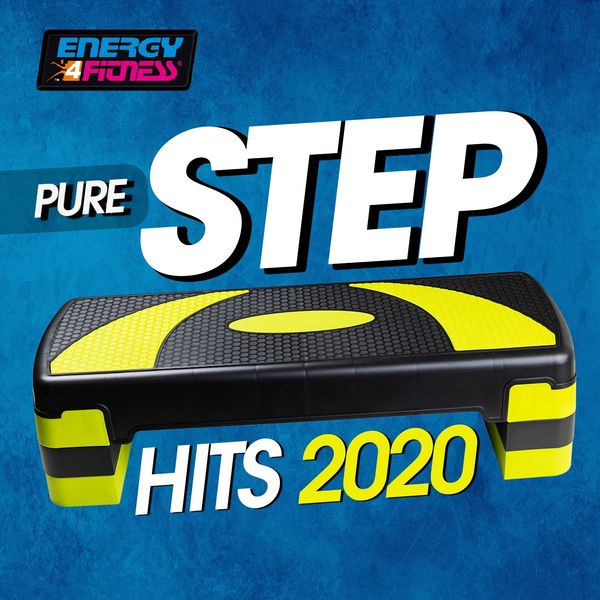 Various Artists - Pure Step Hits 2020 (15 Tracks Non-Stop Mixed Compilation for Fitness & Workout - 132 Bpm / 32 Count)