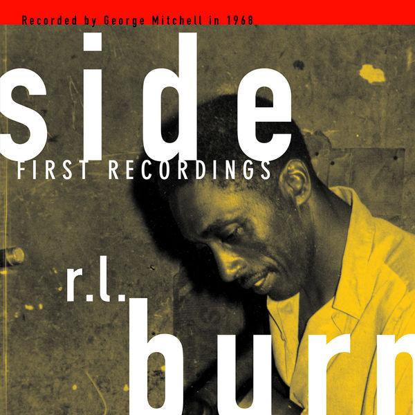R.L. Burnside - 1st Recordings