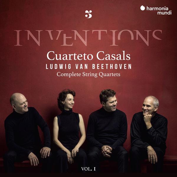 Cuarteto Casals - Beethoven: Inventions 3