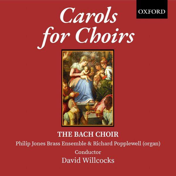 Sir David Willcocks - Carols for Choirs