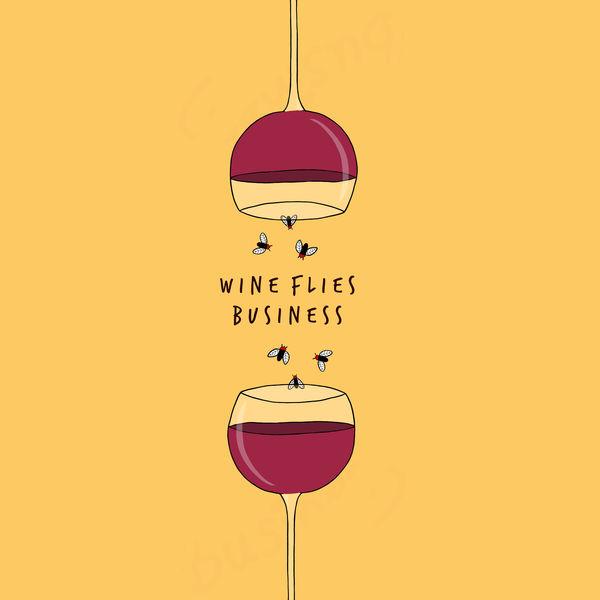 Wine Flies - Business