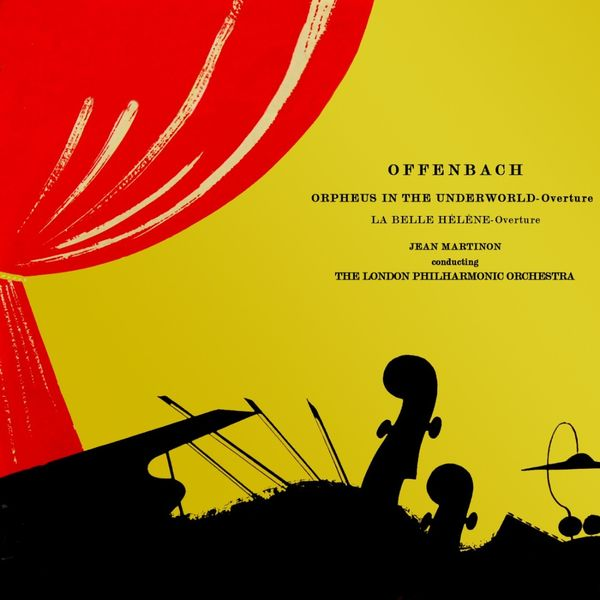 London Philharmonic Orchestra - Orpheus in the Underworld