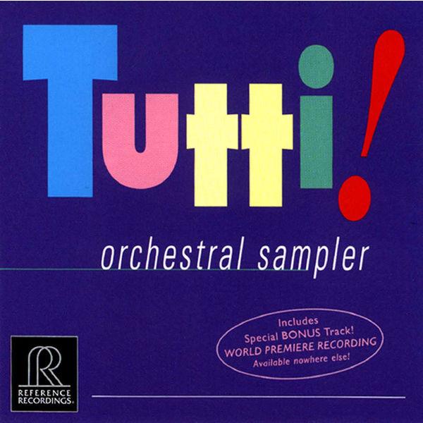 Minnesota Orchestra - Tutti!: Orchestral Sampler
