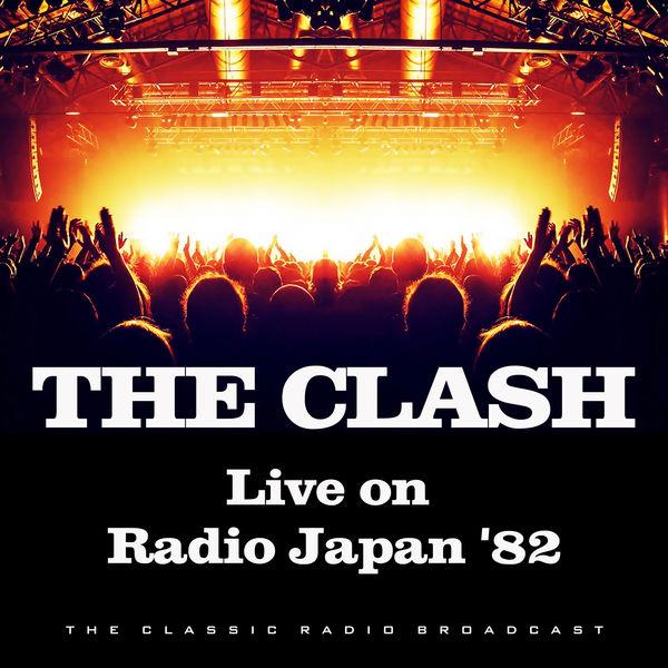 The Clash - Live on Radio Japan '82
