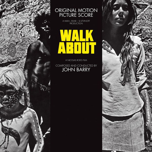 John Barry - Walkabout (Original Motion Picture Soundtrack)