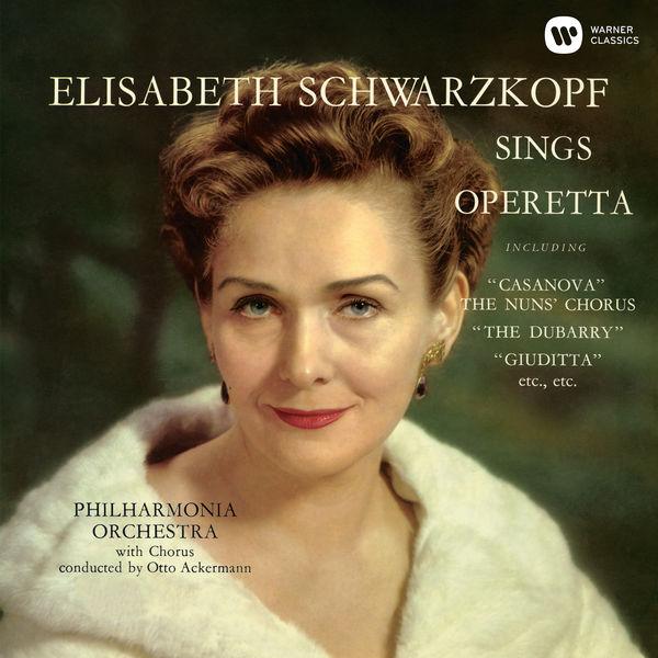 Elisabeth Schwarzkopf - Elisabeth Schwarzkopf Sings Operetta