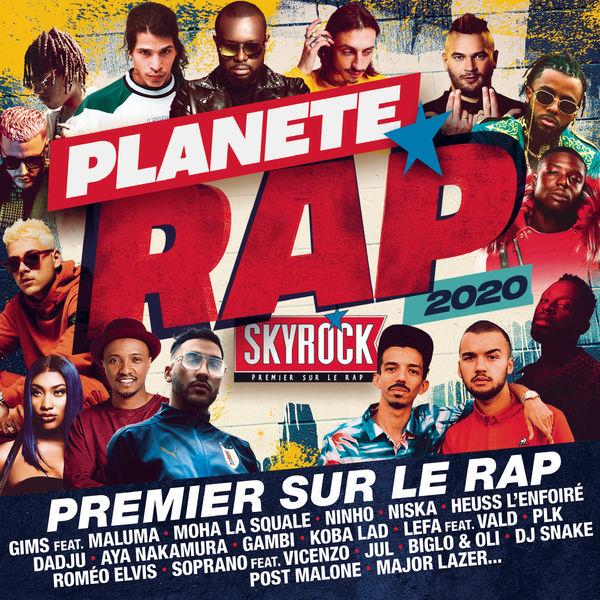Various Artists - Planète Rap 2020