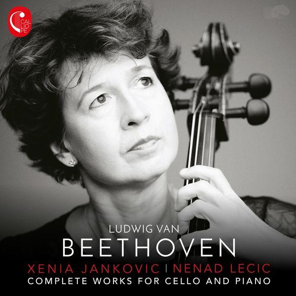 Xenia Jankovic, Nenad Lecic - Cello Sonata No. 1, Op. 5 No. 1: I. Adagio sostenuto