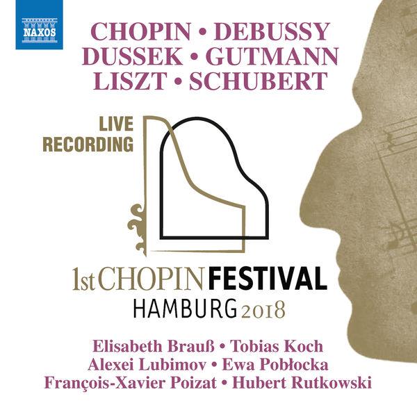 Ewa Pobłocka - 1st Chopin Festival Hamburg 2018 (Live)