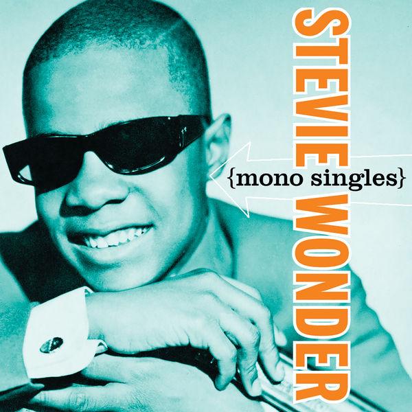 Stevie Wonder - Mono Singles