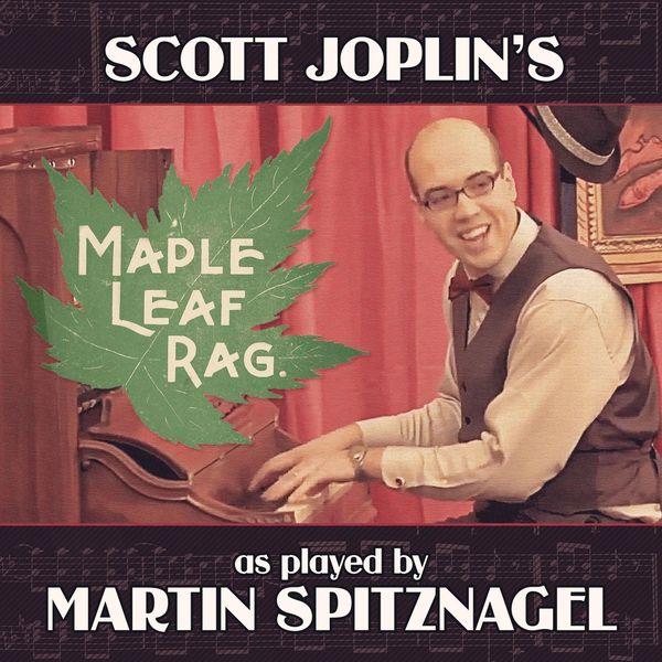 Martin Spitznagel - Maple Leaf Rag (Live)