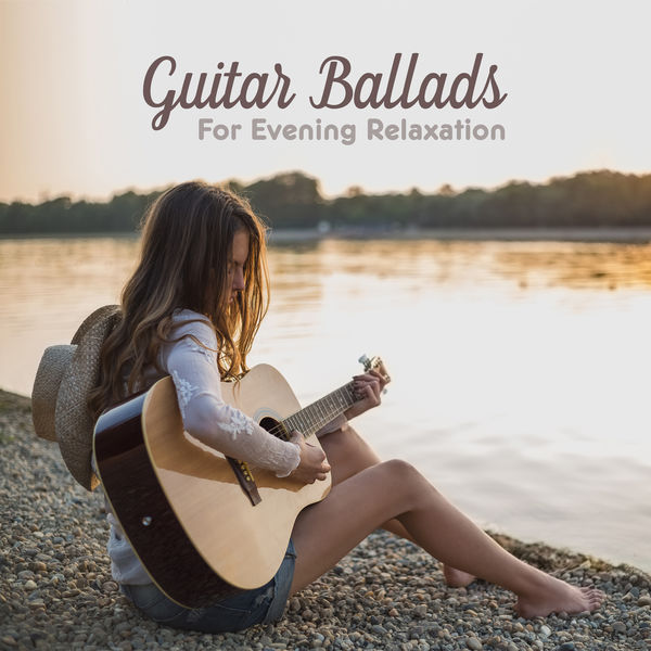 Jazz Guitar Music Zone - Guitar Ballads: For Evening Relaxation – Soft & Delicate Jazz Guitar