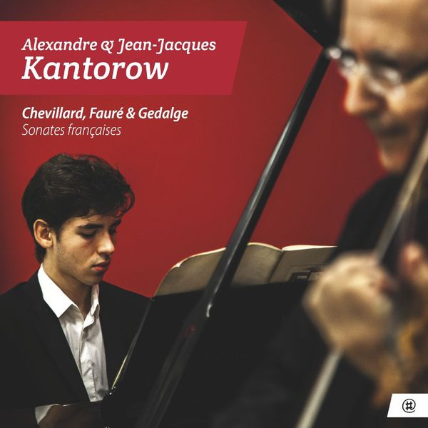 Jean-Jacques Kantorow - Sonates françaises