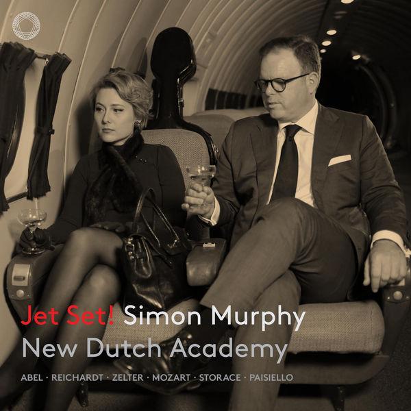 Simon Murphy - Jet Set!